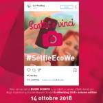 #SelfieEcoWe contest fotografico – regolamento